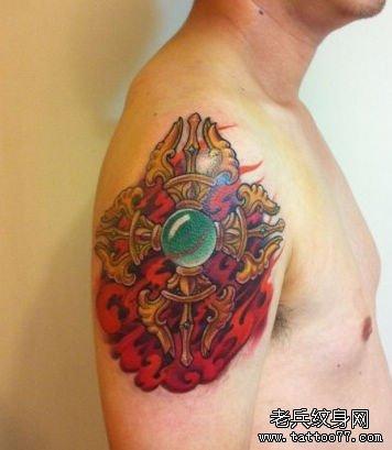 纹身主页 纹身图案大全 宗教纹身图案大全                申明:此
