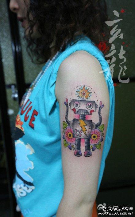 请联系                    身图案请登陆武汉专业纹身店老兵刺青网图片