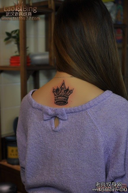 脖子上纹身纹什么好看