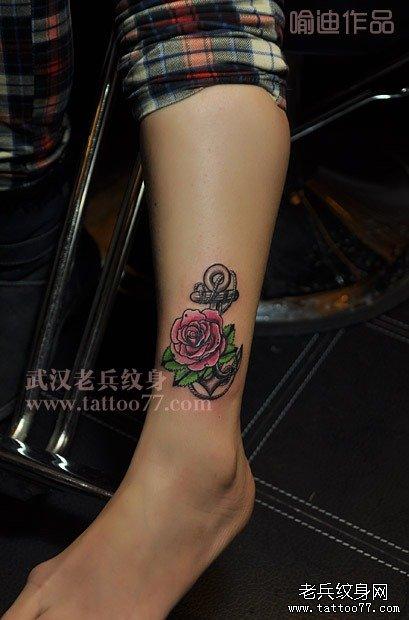 最具女人味的花纹身图案寓意