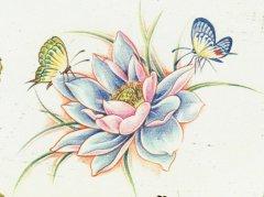 2014-03-07 12:15:28 包小腿骷髅怀表纹身图案由武汉最好的纹身店推荐