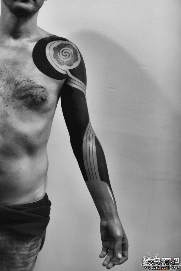 图腾纹身图案合集(26)