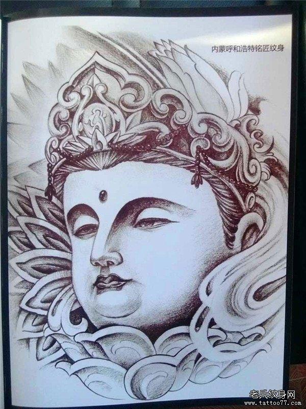 com   标签:纹身图案佛纹身手稿       纹身图案,佛纹身手稿图片