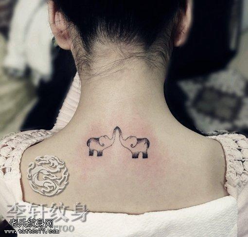 标签:小清新纹身图案图片