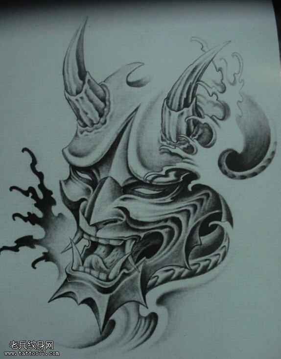 班诺纹身图案手稿内容班诺纹身图案手稿图片