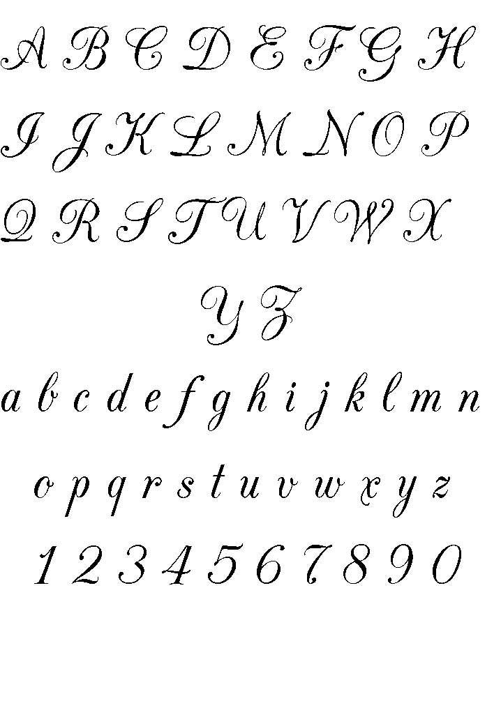 阿拉伯数字字母纹身图案图片图片