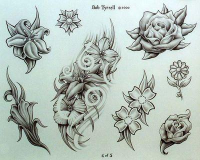标签百合女生图案Tag纹身_武汉头像店纹身:老主之家非图片流图片