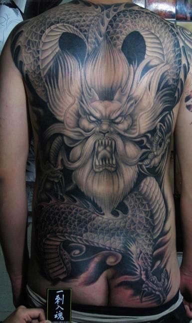 分类:龙纹身图案大全 | 点击:2088  欧美翼龙纹身