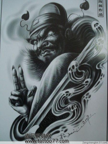 2012-02-15 13:36:35 超赞的满背如来佛祖纹身手稿 2012-02-15 13:20