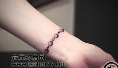 55 美女手指反战标志纹身图案 2012-03-15 14:26:41 手指简单的戒指纹