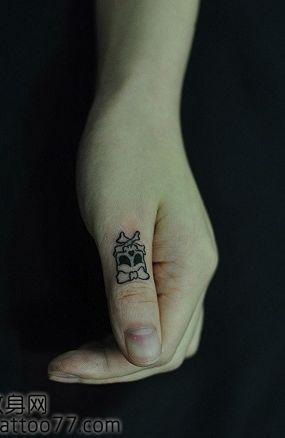 2012-03-21 16:54:04 手腕可爱唯美的字母纹身图案 2012-03-21 15:50